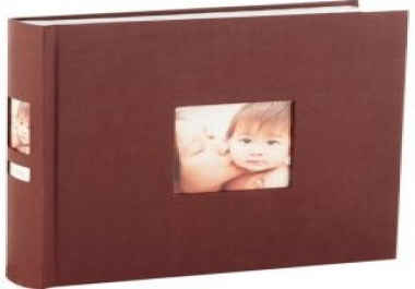 show you how to make an inexpensive photo album